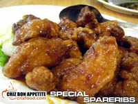 Special Spareribs 