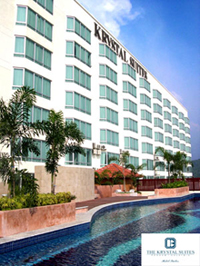 The Krystal Suites Hotel Stay (From RM 150)